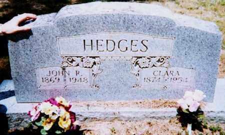 HEDGES, JOHN RILEY - Stone County, Arkansas | JOHN RILEY HEDGES - Arkansas Gravestone Photos