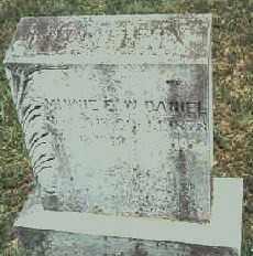 MOSS HENDRIX, MINNIE ARA ELVIRA - Stone County, Arkansas   MINNIE ARA ELVIRA MOSS HENDRIX - Arkansas Gravestone Photos