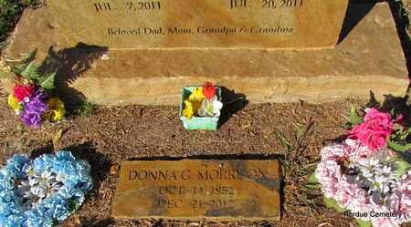 MORRISON HINTON, DONNA GAIL - Stone County, Arkansas | DONNA GAIL MORRISON HINTON - Arkansas Gravestone Photos