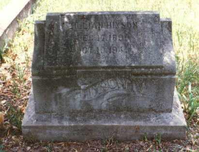 FOSTER HIXSON, LILLIAN MAE - Stone County, Arkansas   LILLIAN MAE FOSTER HIXSON - Arkansas Gravestone Photos