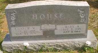 HOUSE, MARY ANN - Stone County, Arkansas | MARY ANN HOUSE - Arkansas Gravestone Photos