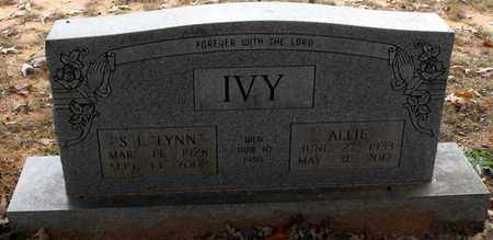 MARTEN IVY, ALLIE - Stone County, Arkansas | ALLIE MARTEN IVY - Arkansas Gravestone Photos