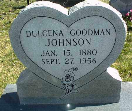 JOHNSON, DULCENA - Stone County, Arkansas | DULCENA JOHNSON - Arkansas Gravestone Photos