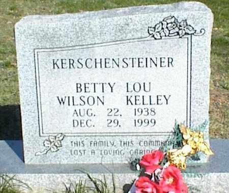 KERSCHENSTEINER, BETTY LOU - Stone County, Arkansas   BETTY LOU KERSCHENSTEINER - Arkansas Gravestone Photos