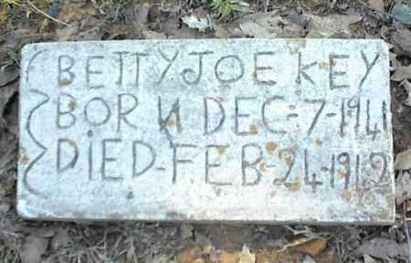KEY, BETTY JOE - Stone County, Arkansas | BETTY JOE KEY - Arkansas Gravestone Photos