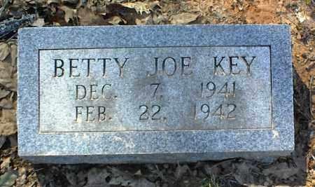 KEY, BETTY JOE - Stone County, Arkansas   BETTY JOE KEY - Arkansas Gravestone Photos