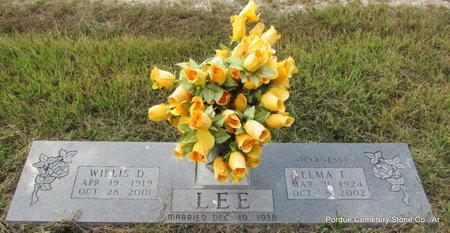 LEE, ELMA E - Stone County, Arkansas   ELMA E LEE - Arkansas Gravestone Photos