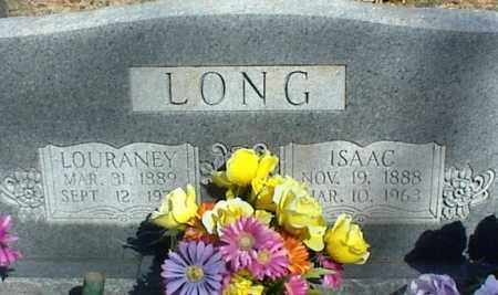 LONG, LOURANEY - Stone County, Arkansas | LOURANEY LONG - Arkansas Gravestone Photos