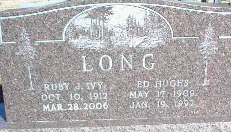 LONG, RUBY J. - Stone County, Arkansas | RUBY J. LONG - Arkansas Gravestone Photos