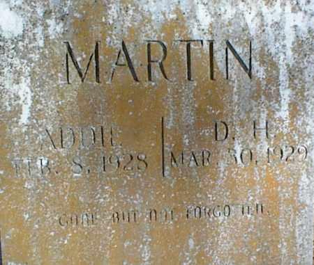 MARTIN, ADDIE - Stone County, Arkansas | ADDIE MARTIN - Arkansas Gravestone Photos
