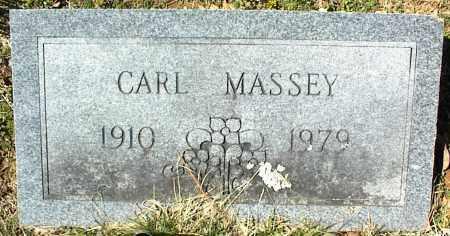 MASSEY, CARL - Stone County, Arkansas | CARL MASSEY - Arkansas Gravestone Photos