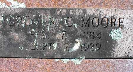 MOORE, GROVER C. - Stone County, Arkansas | GROVER C. MOORE - Arkansas Gravestone Photos