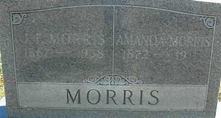 MORRIS, AMANDA - Stone County, Arkansas   AMANDA MORRIS - Arkansas Gravestone Photos