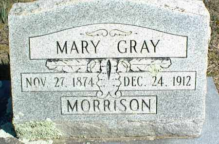 MORRISON, MARY - Stone County, Arkansas | MARY MORRISON - Arkansas Gravestone Photos