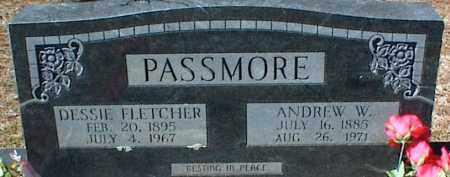 PASSMORE, DESSIE - Stone County, Arkansas | DESSIE PASSMORE - Arkansas Gravestone Photos