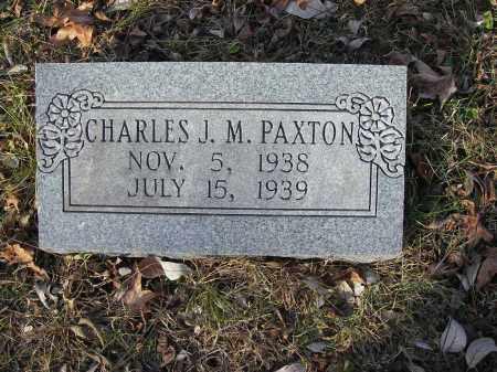 PAXTON, CHARLES - Stone County, Arkansas   CHARLES PAXTON - Arkansas Gravestone Photos