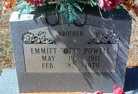 "POWELL, EMMITT ""OTT"" - Stone County, Arkansas 