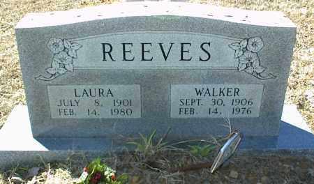 REEVES, WALKER - Stone County, Arkansas | WALKER REEVES - Arkansas Gravestone Photos