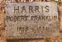 HARRIS, ROBERT FRANKLIN - Stone County, Arkansas | ROBERT FRANKLIN HARRIS - Arkansas Gravestone Photos