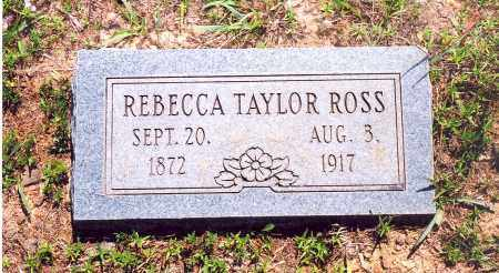 YOUNGER ROSS, REBECCA - Stone County, Arkansas | REBECCA YOUNGER ROSS - Arkansas Gravestone Photos