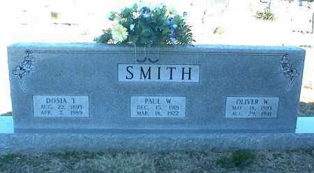 SMITH, PAUL W. - Stone County, Arkansas | PAUL W. SMITH - Arkansas Gravestone Photos