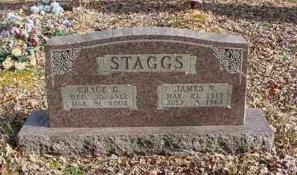 STAGGS, GRACE O - Stone County, Arkansas | GRACE O STAGGS - Arkansas Gravestone Photos