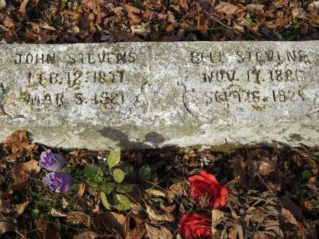 STEVENS, BELL - Stone County, Arkansas | BELL STEVENS - Arkansas Gravestone Photos