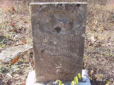 STEVENS, VADA - Stone County, Arkansas   VADA STEVENS - Arkansas Gravestone Photos