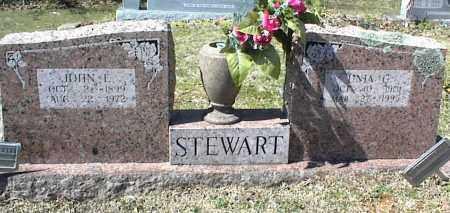 STEWART, UNIA G. - Stone County, Arkansas | UNIA G. STEWART - Arkansas Gravestone Photos