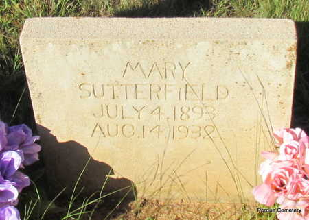 SUTTERFIELD, MARY DAVONNA - Stone County, Arkansas | MARY DAVONNA SUTTERFIELD - Arkansas Gravestone Photos