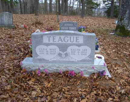 TEAGUE, CARA MAE - Stone County, Arkansas | CARA MAE TEAGUE - Arkansas Gravestone Photos