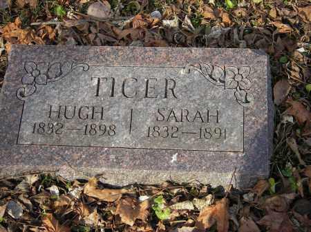 TICER, SARAH - Stone County, Arkansas | SARAH TICER - Arkansas Gravestone Photos