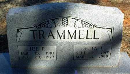 TRAMMELL, JOE R. - Stone County, Arkansas   JOE R. TRAMMELL - Arkansas Gravestone Photos
