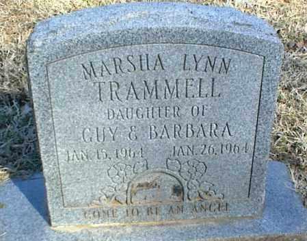 TRAMMELL, MARSHA LYNN - Stone County, Arkansas   MARSHA LYNN TRAMMELL - Arkansas Gravestone Photos