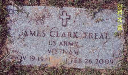 TREAT (VETERAN VIET), JAMES CLARK - Stone County, Arkansas | JAMES CLARK TREAT (VETERAN VIET) - Arkansas Gravestone Photos