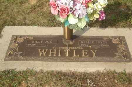 WHITLEY, NELLIE JOYCE - Stone County, Arkansas   NELLIE JOYCE WHITLEY - Arkansas Gravestone Photos