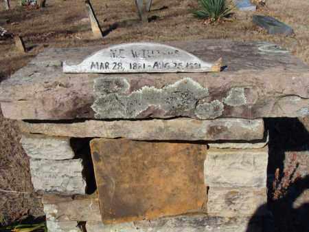 WILLIAMS, MARGARET - Stone County, Arkansas   MARGARET WILLIAMS - Arkansas Gravestone Photos