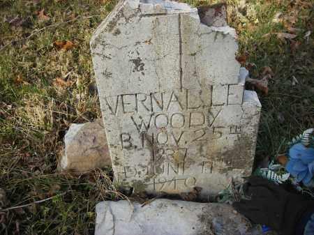 WOODY, VERNA LEE - Stone County, Arkansas | VERNA LEE WOODY - Arkansas Gravestone Photos