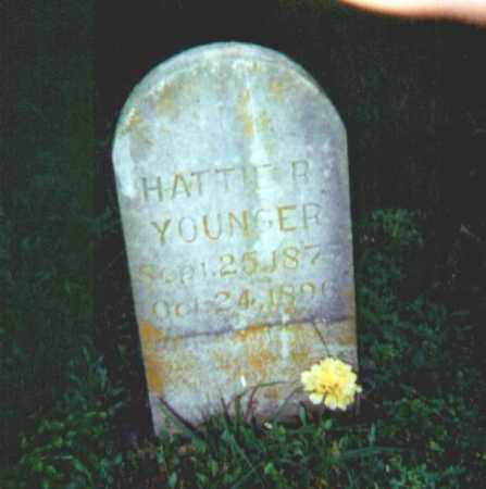 YOUNGER, HATTIE R. - Stone County, Arkansas | HATTIE R. YOUNGER - Arkansas Gravestone Photos