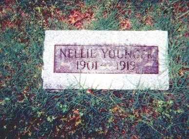 YOUNGER, NELLIE - Stone County, Arkansas   NELLIE YOUNGER - Arkansas Gravestone Photos