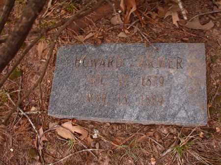 ARMER, HOWARD - Union County, Arkansas | HOWARD ARMER - Arkansas Gravestone Photos