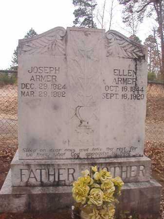 ARMER, ELLEN - Union County, Arkansas   ELLEN ARMER - Arkansas Gravestone Photos