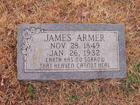 ARMER, JAMES - Union County, Arkansas   JAMES ARMER - Arkansas Gravestone Photos