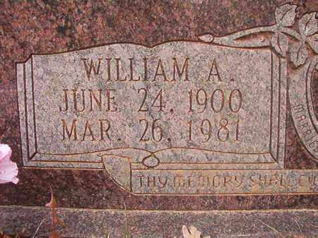 ARMER, WILLIAM AYLMER - Union County, Arkansas   WILLIAM AYLMER ARMER - Arkansas Gravestone Photos