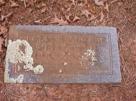 ARMOUR, GEORGE B - Union County, Arkansas   GEORGE B ARMOUR - Arkansas Gravestone Photos