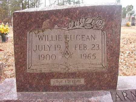 ARMSTRONG, WILLIE EUGEAN - Union County, Arkansas | WILLIE EUGEAN ARMSTRONG - Arkansas Gravestone Photos