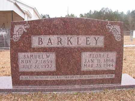 BARKLEY, SAMUEL W - Union County, Arkansas | SAMUEL W BARKLEY - Arkansas Gravestone Photos