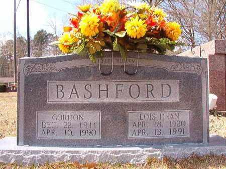 BASHFORD, LOIS - Union County, Arkansas | LOIS BASHFORD - Arkansas Gravestone Photos
