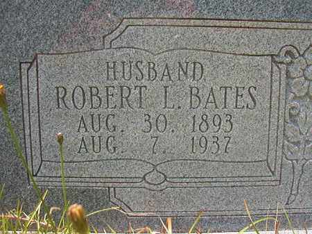 BATES, ROBERT L - Union County, Arkansas | ROBERT L BATES - Arkansas Gravestone Photos
