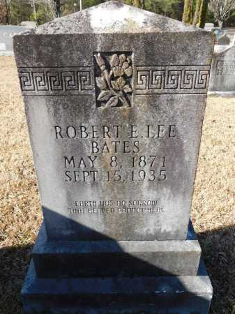 BATES, ROBERT E LEE - Union County, Arkansas | ROBERT E LEE BATES - Arkansas Gravestone Photos